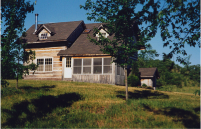 Exterior of Kennedy Field Station