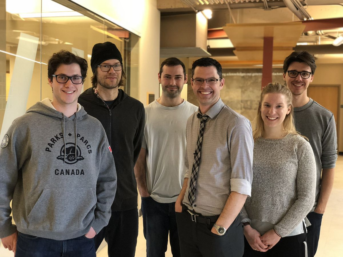 Dr. Kevin Mumford's Research Group